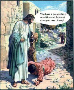 The Republican Jesus