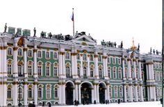 The Hermitage and Winter Palace, St. Petersburg, Russia
