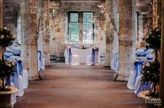 Hospitium York wedding