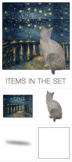 """""""Into the Night"""" by pumsiks ❤ liked on Polyvore featuring art"""