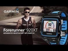 Garmin Forerunner 920XT Multisport GPS Watch With Heart Rate (Black Blue): HeartRateMonitorsUSA.com