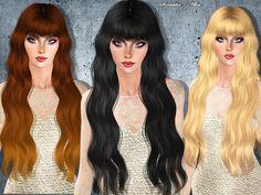 SintikliaSims' Sintiklia - Hair Alia