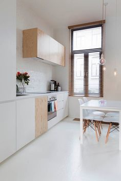A smart and wonderful small living space