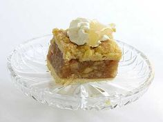 Polish apple cake (szarlotka)   This cake is as popular with the Polish people as apple pie is with Americans!