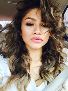 #Zendaya #hair #hairgoals #beauty