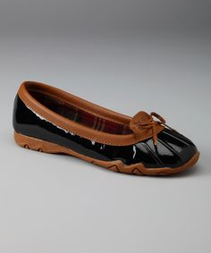 Aquaducks Black Sail Duck Shoe