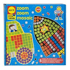 ALEX Toys Little Hands Zoom Zoom Mosaic >>> To view further, visit