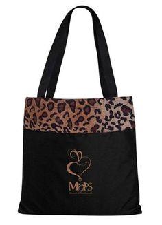 MOPS Leopard Tote $8.50
