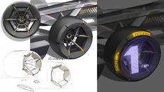 Emmanuel Klissarov: 2017 Renault R.S. Vision 2027