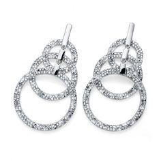Σκουλαρίκια από ρόδιο και πέτρες Swarovski! #swarovski Stones And Crystals, Fashion Addict, Engagement Rings, Detail, Jewelry, Swarovski, Products, Ear Jewelry, Olives
