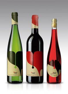Beautiful Wine Lebel