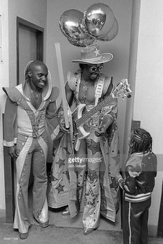 Bootsy Collins, Funk Giant