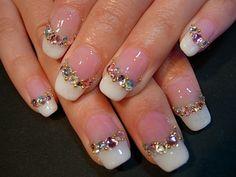 dazzling nail