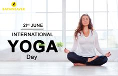 The most important pieces of equipment you need for doing #Yoga are your body and your mind. #InternationlYogaDay