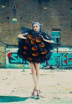 That's How I Like My Fashion! | Photography Atif Hakan
