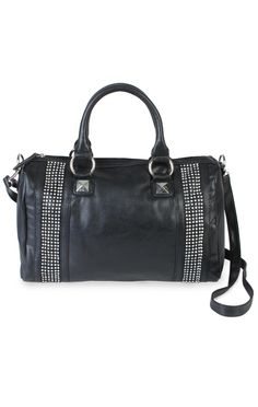 short handle handbag with #stud detail  $18.37