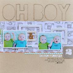 Oh Boy by TamiG at @Studio_Calico