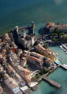 Lombardia, Sirmione, lago di Garda