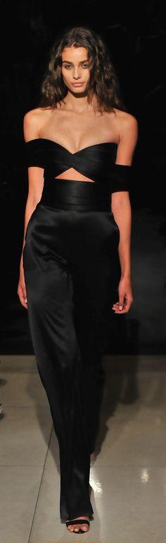 Spring 2016 Ready-to-Wear Brandon Maxwell