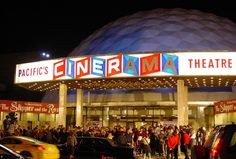 """Catch a matinee """"old school"""" style at the Archlight Cinerama Dome."""