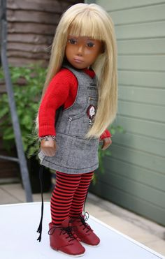 Sasha Doll UK: Repaints