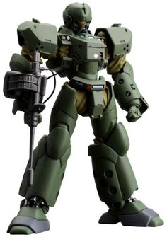 Patlabor No.040 Herudaibanonsukeru Revoltech Action Figure   Ship to Japan ...
