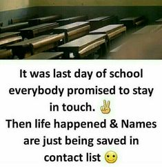 New Funny School Quotes Memories Ideas Missing School Days Quotes, School Life Quotes, My School Life, Missing Quotes, Funny School Jokes, School Humor, Best Friend Quotes Funny, Bff Quotes, Badass Quotes