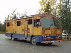 Alaskan Winnebago