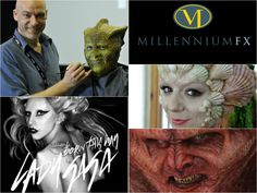 Happy to announce that Millennium FX, Europe's leading supplier of cutting edge prosthetics, animatronics and special make-up FX, will be exhibiting at UMAe this April!  Millennium's directors Neill Gorton and Rob Mayor are multi-award winning artists, with numerous BAFTA and Royal Television Society awards across make-up and special effects categories.  http://www.millenniumfx.co.uk/