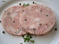 Recept Domácí šunka z králíka - Naše Dobroty na každý den Camembert Cheese, Dairy, Indie