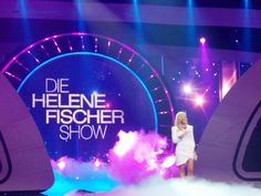 Five full hours of immersion in the German pop-culture at Helene Fischer show: http://foreignerinberlin.blogspot.de/2013/12/helene-fischer-show-in-berlin-5-full.html