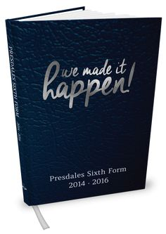 Love this different take on the cover foiling for our premium yearbook option! This message really stands out and sets the tone for a celebration :) Yearbook Covers, Cover Design, Celebration, Messages, Shit Happens, Text Posts, Text Conversations, Cover Art