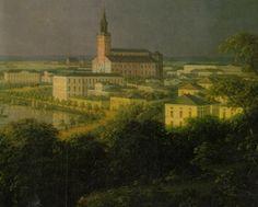 History of Turku Turku Finland, Mekka, Paris Skyline, History, City, Travel, Painting, Finland, Historia