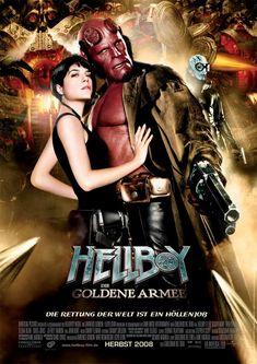 Poster zum Film: Hellboy 2 - Die goldene Armee