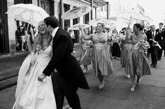 Should I ever get married, I def want a New Orleans wedding!