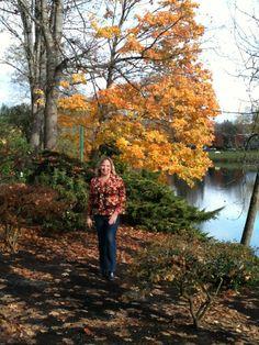 Yolanda Vanveen  Japanese garden www.howtogardenvideos.com