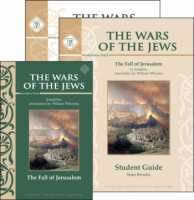 The Wars of the Jews | The Fall of Jerusalem | Memoria Press:  Josephus, a Jew turned Roman citizen from the first century A.D., is regarded as the most trustworthy source for the destruction of Jerusalem in 70 A.D. This short course is the follow-up to a study of Scripture as well as the best introduction to the history of Christianity.