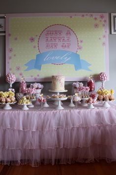 Little Big company blog, A Little bit of Lovely by Sweet Affairs Design