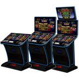 S-line – cea mai nouă generație de terminale multiplayer HD - EGT Romania Arcade Games