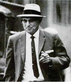 """Jimmy the Hat, Mariano Vincenzo Proetto. Cosa Nostra News: Book """"Lanza's Mob"""" Separates Fact From Fiction, Finds Many New Facts Real Gangster, Mafia Gangster, Carlo Gambino, Private Investigator, Bay City, The Fam, The Godfather, Life Magazine, Role Models"""