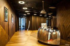 #office #interior #reception