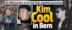 11 Jahre wohnte Kim Jong Un in Bern ! Bern, Club, Cool Stuff, Newspaper Headlines, Economics, Switzerland, Politics, Knowledge