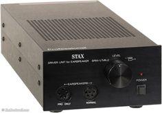 STAX SRM-1/MK-2 Pro Head Phone Amp - 1982