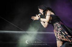 XANDRIA - 11.07.2014 Rockharz Festival, Ballenstedt