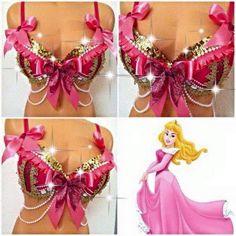 20 Disney Themed Bras Every Woman Needs to Feel Like a Princess