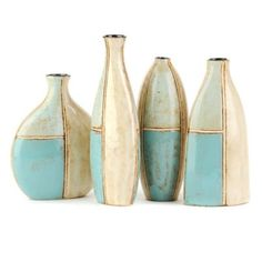 Coastal Blues Vase | Kirkland's