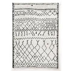 Tapis d'inspiration Berber MOROCCO TRIBAL en Polypropylène, par Unamourdetapis, Tapis moderne UN AMOUR DE TAPIS | La Redoute Mobile