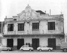 El Plus Ultra se encontraba en el Llano de la Trinidad, hoy día ya no existe.