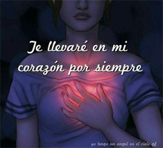Siempre en mi...