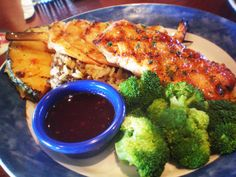 Red Lobster Salmon New Orleans Recipe
